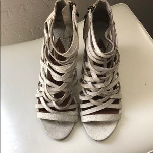 Off white summer sandals!